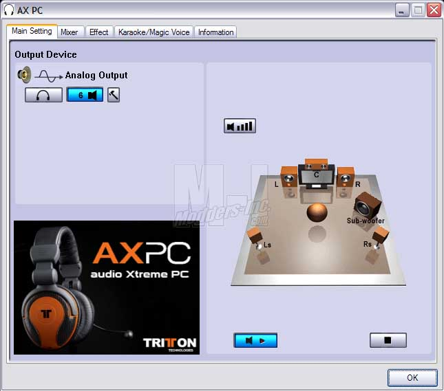 My c-media ac97 audio device doesnt work