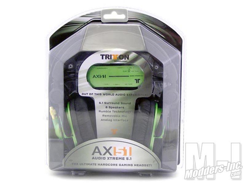 Tritton AX51 Gaming Headset (TRIAI-712) (TRIAI-712), AX51, Gaming, Headset, Tritton 2