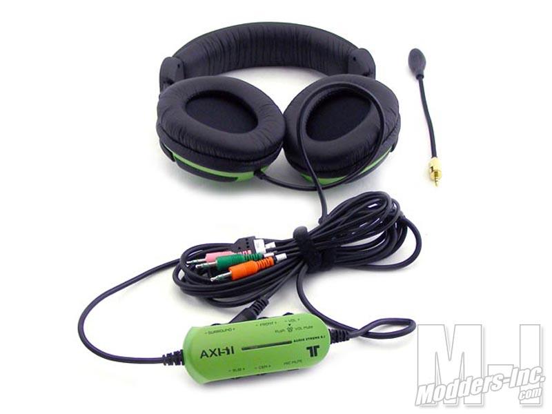 Tritton AX51 Gaming Headset (TRIAI-712) (TRIAI-712), AX51, Gaming, Headset, Tritton 4