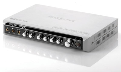 Sound Blaster X-FI XtremeMusic sound card 4