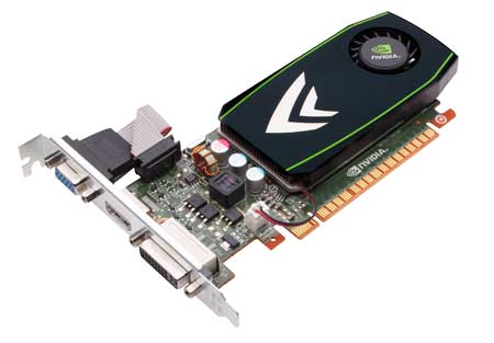 ASUS ENGT430 1GB DDR3 Video Card ASUS, ENGT430, Nvidia, Video Card 3