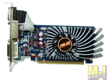 ASUS ENGT430 1GB DDR3 Video Card ASUS, ENGT430, Nvidia, Video Card 5