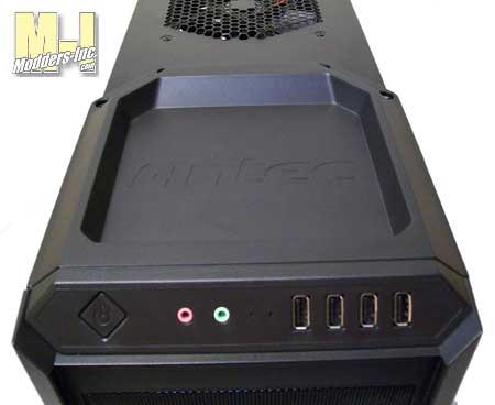 Antec One Hundred Mid Tower PC Gaming Case Antec, Mid Tower, One Hundred 2