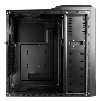 Antec One Hundred Mid Tower PC Gaming Case Antec, Mid Tower, One Hundred 1