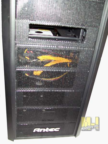 Antec One Hundred Mid Tower PC Gaming Case Antec, Mid Tower, One Hundred 6