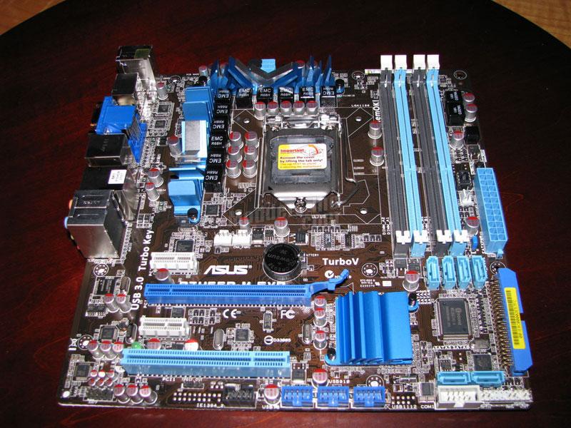 ASUS P7H55D-M Evo LGA1156 Motherboard ASUS, LGA1156, Motherboard, P7H55D-M Evo 3