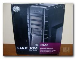 Cooler Master HAF XM Computer Case computer case, Cooler Master, HAF XM 2