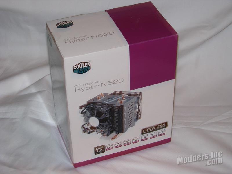 Cooler Master Hyper N520 CPU Cooler Cooler Master, CPU Cooler 1