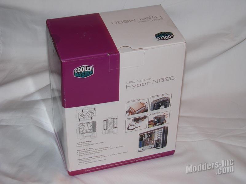 Cooler Master Hyper N520 CPU Cooler Cooler Master, CPU Cooler 2