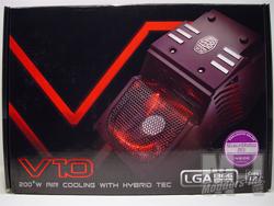 Cooler Master V10 Hybrid T.E.C. CPU Cooler Cooler Master, CPU Cooler 1