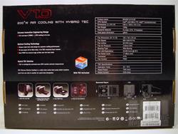 Cooler Master V10 Hybrid T.E.C. CPU Cooler Cooler Master, CPU Cooler 2