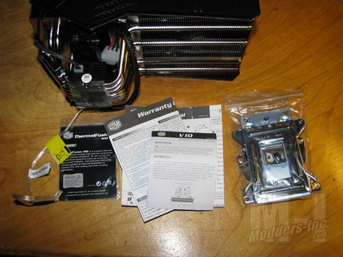 Cooler Master V10 Hybrid T.E.C. CPU Cooler Cooler Master, CPU Cooler 5