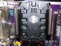 Cooler Master V8 CPU Cooler - Modders-Inc