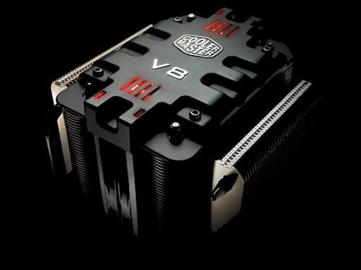 Cooler Master V8 CPU Cooler Cooler Master, CPU Cooler 1