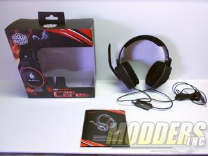 Cooler Master Ceres 400 Headphones Ceres 400, Cooler Master, Headphones / Audio 3
