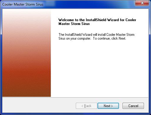 Cooler Master Storm Sirus 5.1 Gaming Headset 5.1, Cooler Master, Gaming, Headset, Storm Sirus 1