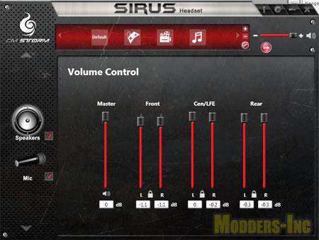 Cooler Master Storm Sirus 5.1 Gaming Headset 5.1, Cooler Master, Gaming, Headset, Storm Sirus 4