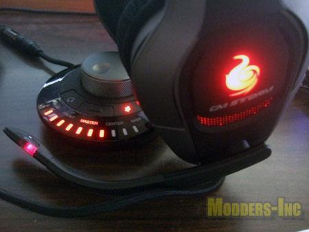 Cooler Master Storm Sirus 5.1 Gaming Headset 5.1, Cooler Master, Gaming, Headset, Storm Sirus 12