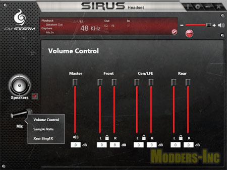 Cooler Master Storm Sirus 5.1 Gaming Headset 5.1, Cooler Master, Gaming, Headset, Storm Sirus 8