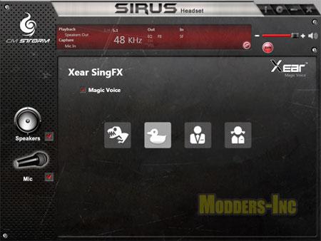 Cooler Master Storm Sirus 5.1 Gaming Headset 5.1, Cooler Master, Gaming, Headset, Storm Sirus 9