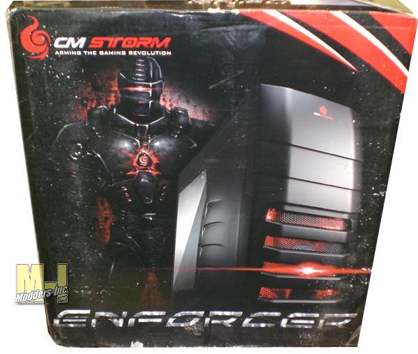 Cooler Master CM Storm Enforcer CM Storm, Cooler Master, Enforcer