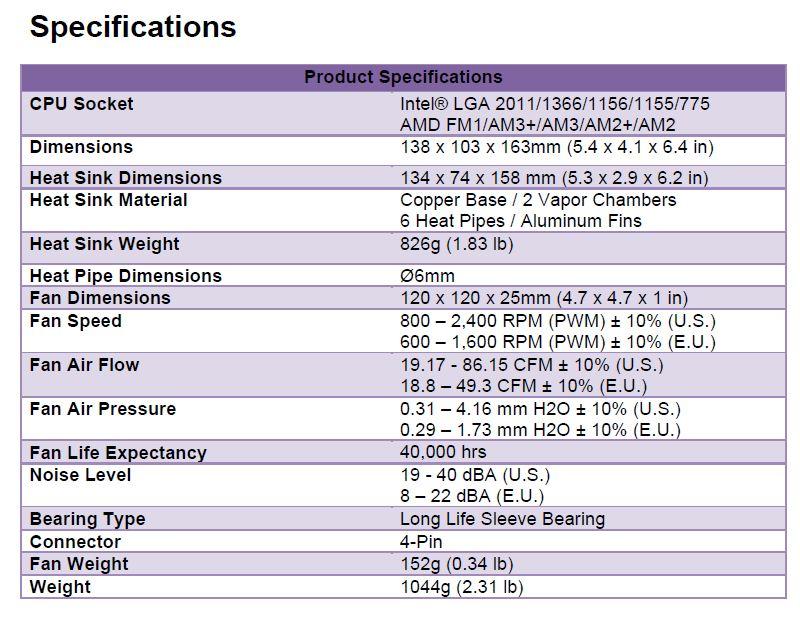 Cooler Master TPC-812 CPU Cooler Cooler Master, CPU Cooler, TPC-812 3