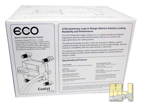 CoolIt ECO A.L.C. Liquid CPU Cooler Coolit ECO 03