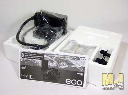 CoolIt ECO A.L.C. Liquid CPU Cooler CoolIt, CPU Cooler, ECO 1