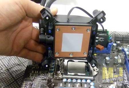 CoolIt ECO A.L.C. Liquid CPU Cooler CoolIt, CPU Cooler, ECO 5