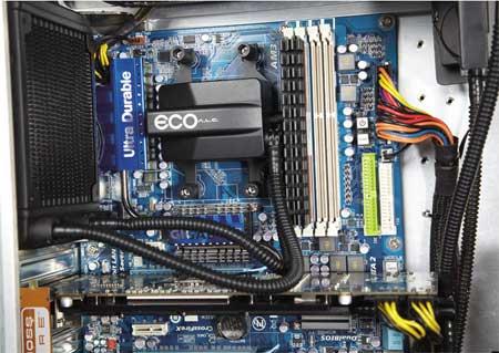 CoolIt ECO A.L.C. Liquid CPU Cooler CoolIt, CPU Cooler, ECO 8