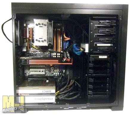 Corsair Obsidian Series 650D Mid-Tower Computer Case 650D, computer case, Corsair, Mid Tower, obsidian