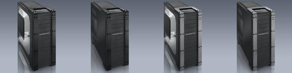 Xigmatek Elysium Super Tower Computer Case computer case, Elysium Super Tower, Xigmatek 4