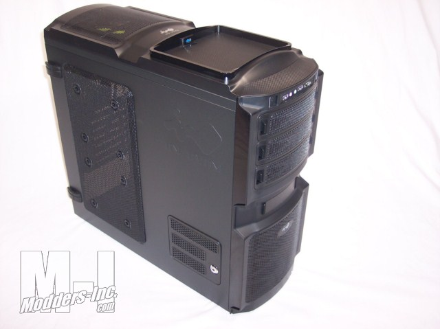 InWin BUC ATX Computer Gaming Case ATX, BUC, Gaming Case, InWin 3