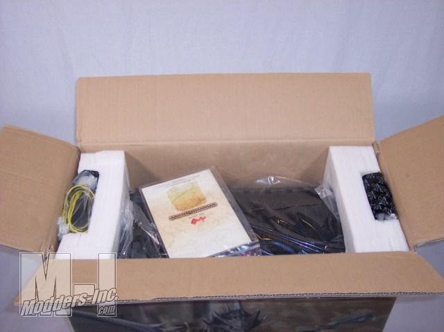 InWin Dragon Rider ATX Computer Case ATX, computer case, Dragon Rider, InWin 4