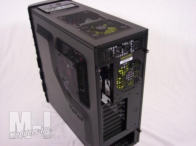 InWin Dragon Rider ATX Computer Case ATX, computer case, Dragon Rider, InWin 7