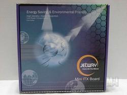 Jetway JNC96FL-510-LF Mini ITX Motherboard Jetway, Mini-ITX, Motherboard 2