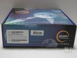 Jetway JNC96FL-510-LF Mini ITX Motherboard Jetway, Mini-ITX, Motherboard 3
