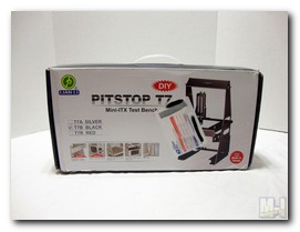 Lian Li Pitstop T7 Mini-ITX Test Bench Lian Li, Mini-ITX, Pitstop T7, Test Bench 2