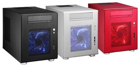 Lian Li Mini Q PC-Q08 Computer Case Lian Li 1