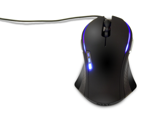 NZXT Avatar Gaming Mouse Avatar, Gaming Mouse, NZXT 3