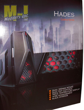 NZXT Hades Mid Tower Computer Case computer case, Hades, Mid Tower, NZXT 2