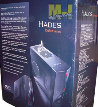 NZXT Hades Mid Tower Computer Case computer case, Hades, Mid Tower, NZXT 3