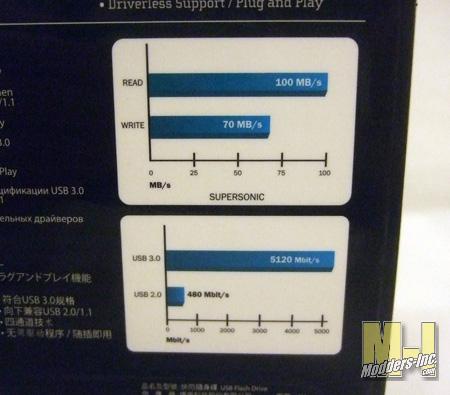 Patriot Memory Supersonic USB 3.0 Flash Drive Flash Drive, Patriot Memory, Supersonic, USB 3.0 1