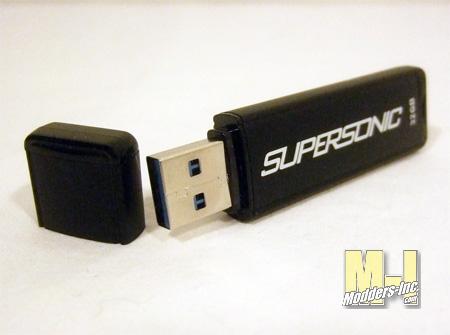Patriot Memory Supersonic USB 3.0 Flash Drive Flash Drive, Patriot Memory, Supersonic, USB 3.0 4