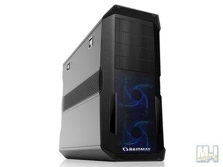 Raidmax Monster Mid-Tower Computer Case computer case, Mid Tower, Raidmax 1