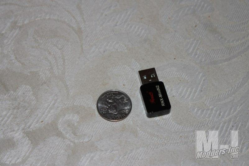 Rosewill RNX-MiniN2 802.11b/g/n USB 2.0 wireless adapter RNX-MiniN2, Rosewill, wireless adapter 2