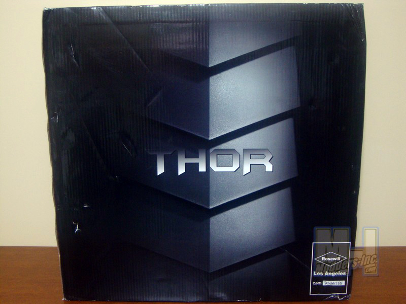 Rosewill THOR V2-W Full Tower Computer Case computer case, Full Tower, Rosewill, THOR V2-W 1