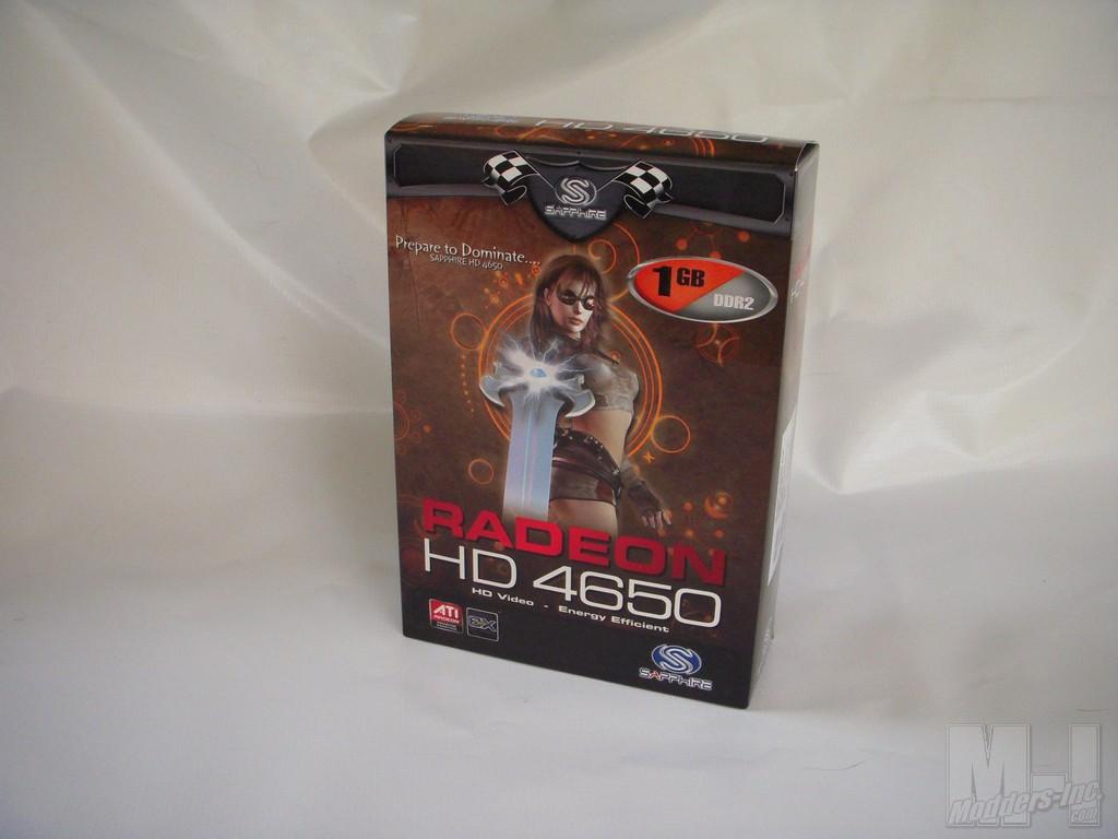 Sapphire HD 4650 AGP Video Card AGP, HD 4650, Sapphire, Video Card 2