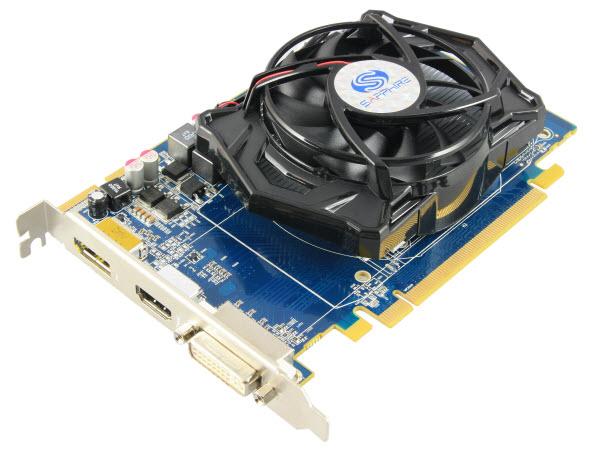 Sapphire HD 5670 1GB GDDR5 Graphics Card Graphics Card, HD 5670, Sapphire 3