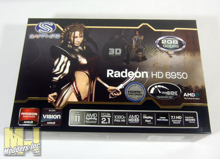 Sapphire HD 6950 Video Card